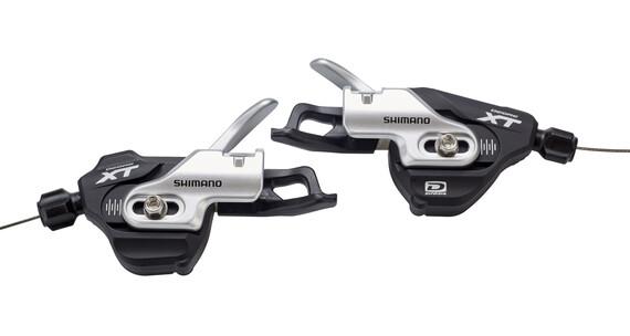 Shimano XT SL-M780 Schalthebel Set 2/3x10-fach schwarz